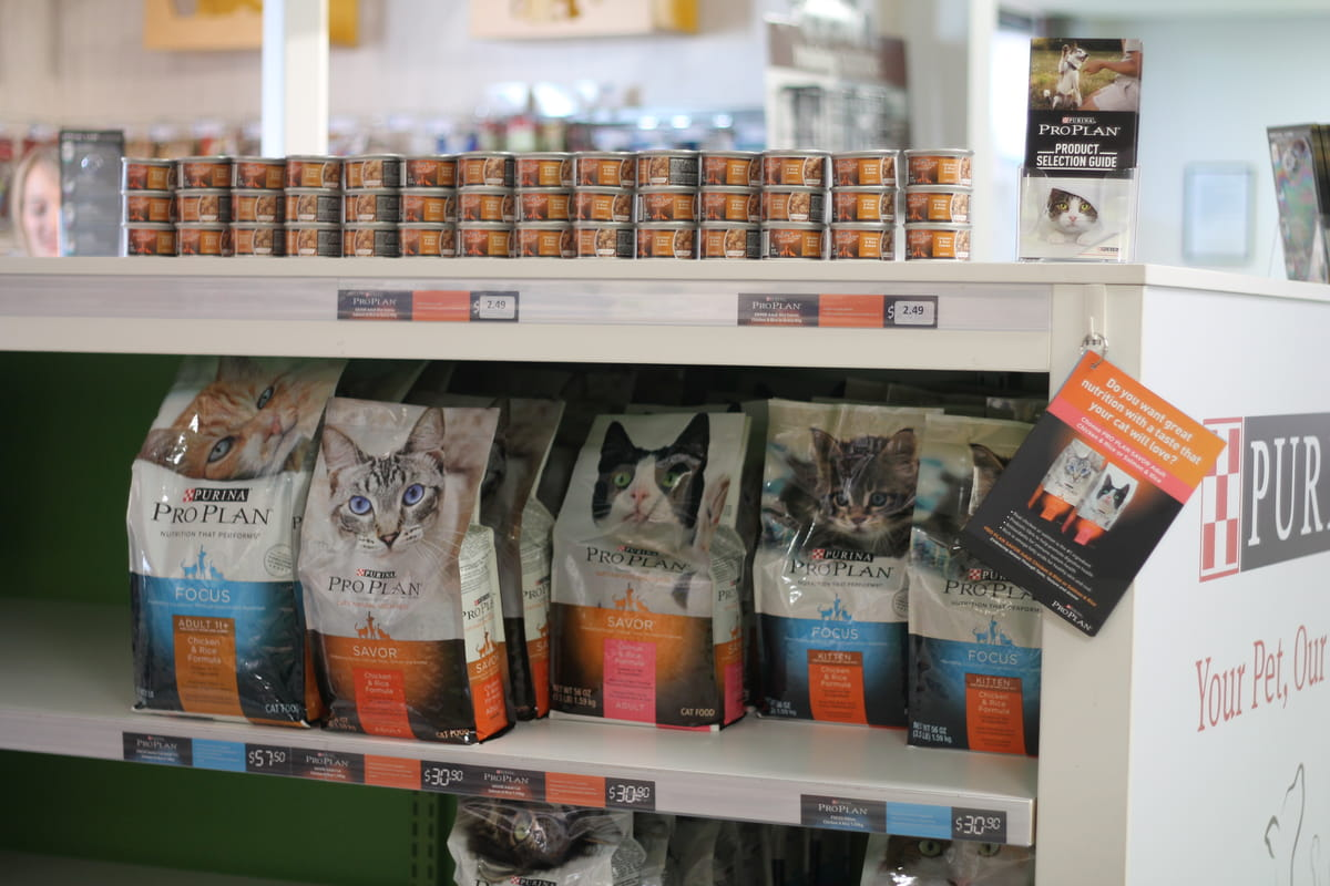 Palmerston North Centre Pet Store