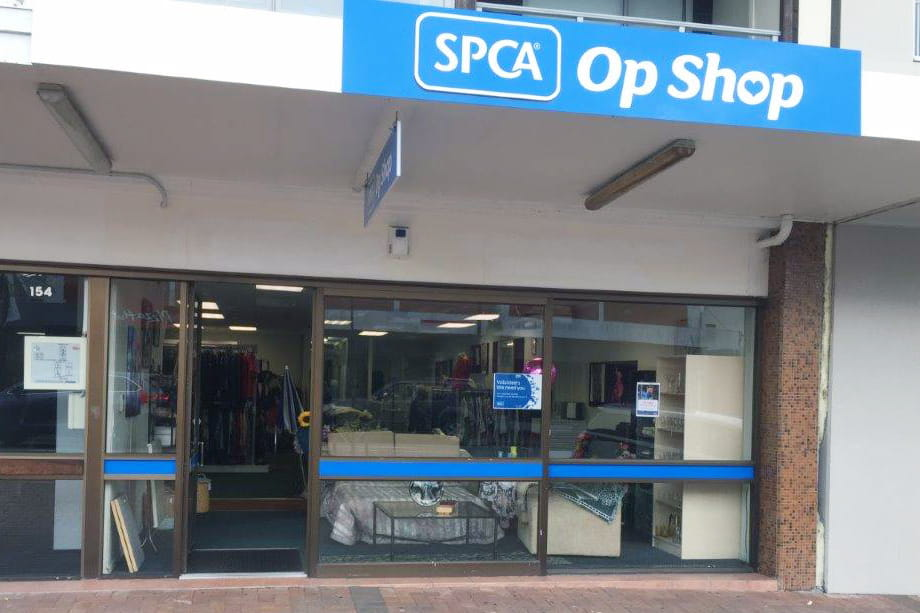 Upper Hutt Op Shop