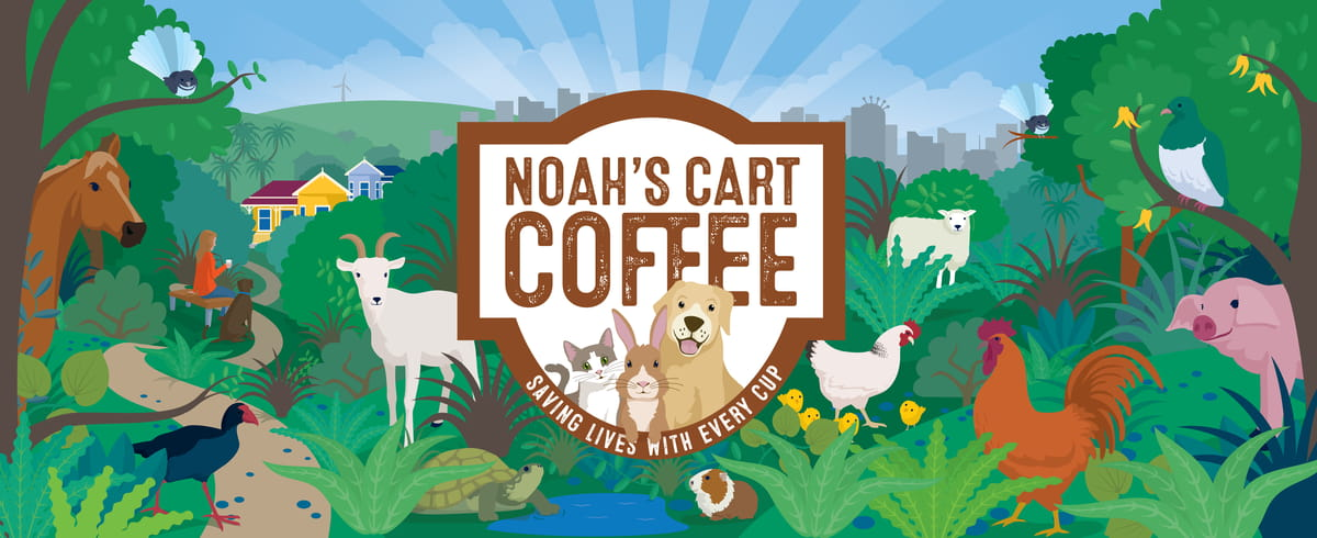 Noah's Coffee Cart