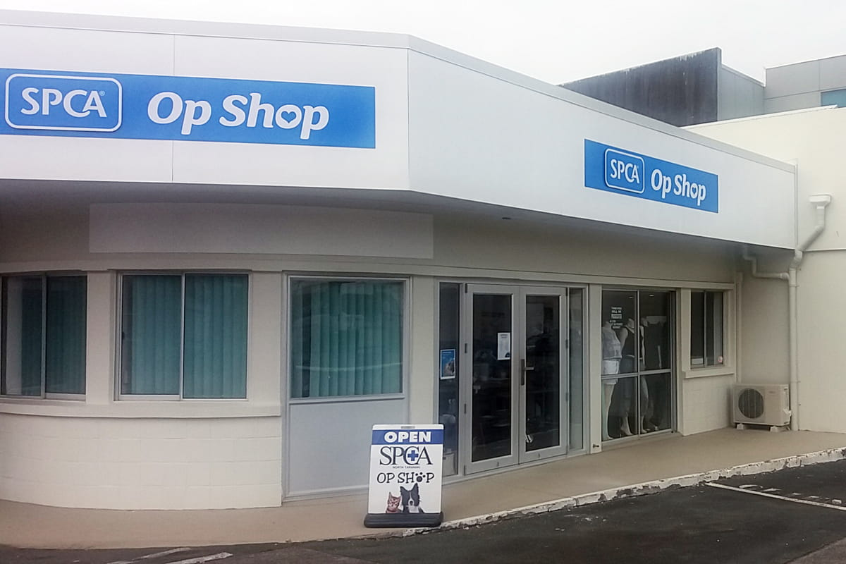 New Plymouth Gill Street Op Shop