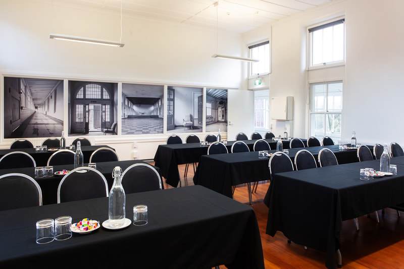 Wilberforce Room – Classroom style